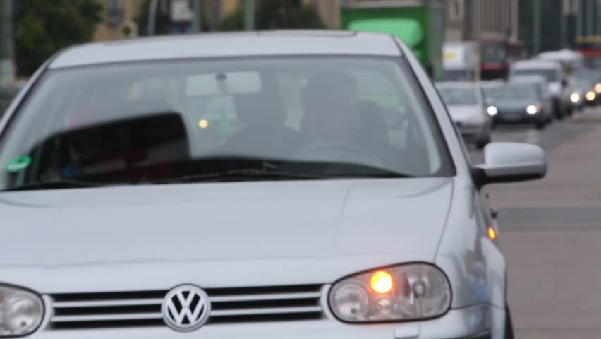 Cars running in urban street   Shutterstock HD Video #10029818