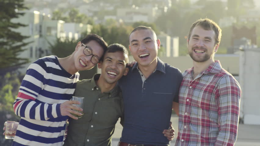 Gay group video