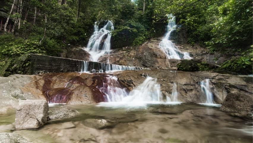Kanching Rainforest Waterfall Kuala Lumpur Reviews Of Waterfalls Malaysia Trip And Bridges