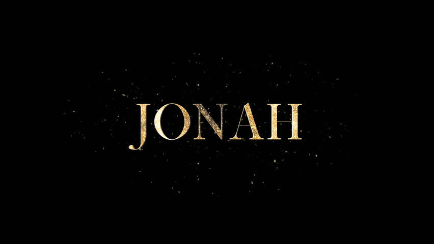 Header of Jonah