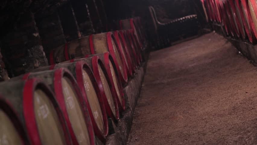 Header of cellar