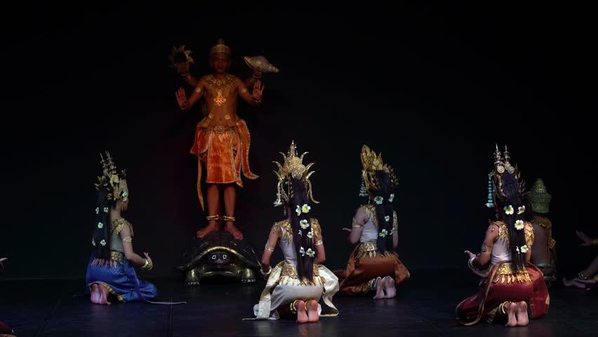 Exotic dancer asian video