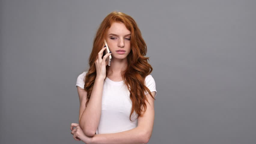 Angry ginger women — pic 3