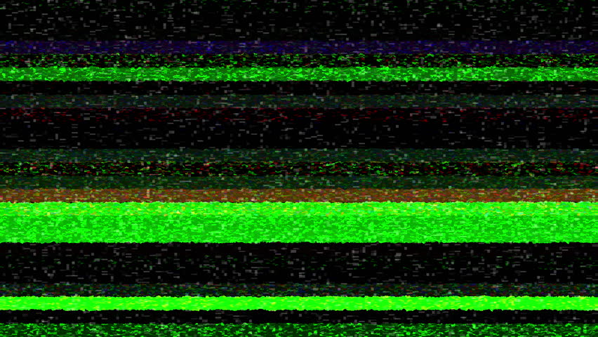 Old TV Glitch Color Disturbances on a Black Background 4k | Shutterstock HD Video #1007416396