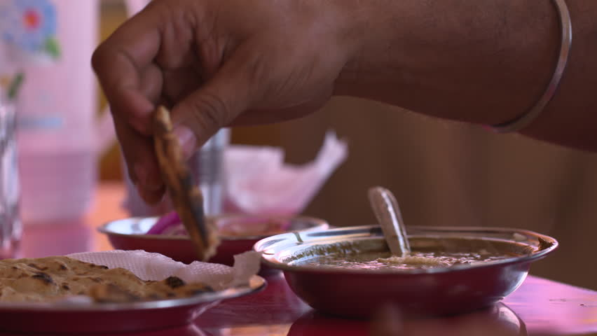 Header of indian meal