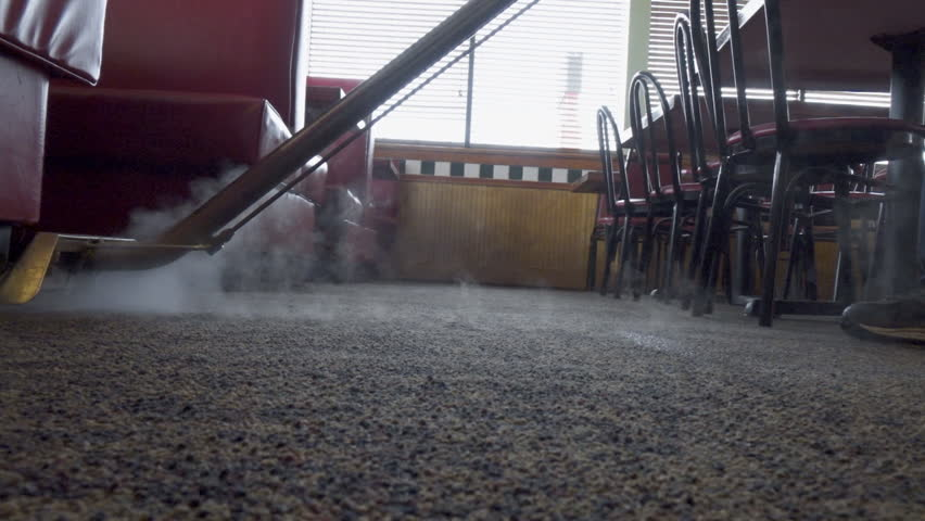 Commercial carpet and tile steam cleaning service business | Shutterstock HD Video #1007450896