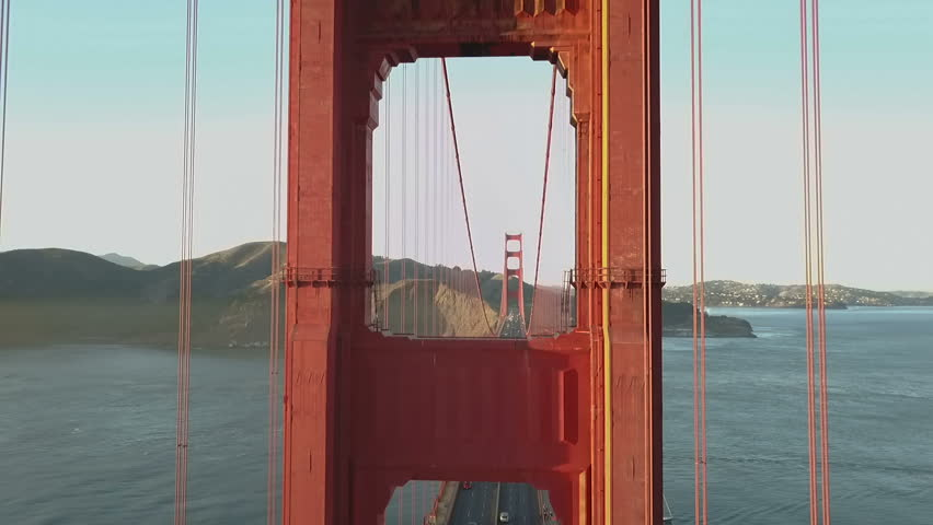 Golden Gate Bridge    Shutterstock HD Video #1007688376