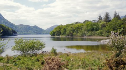 Muckross Lake, Lakes of Killarney, Killarney National Park, County Kerry, Ireland