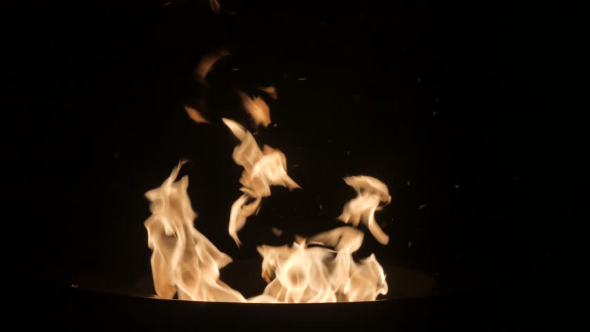 Eternal flame. Kronstadt, Russia.