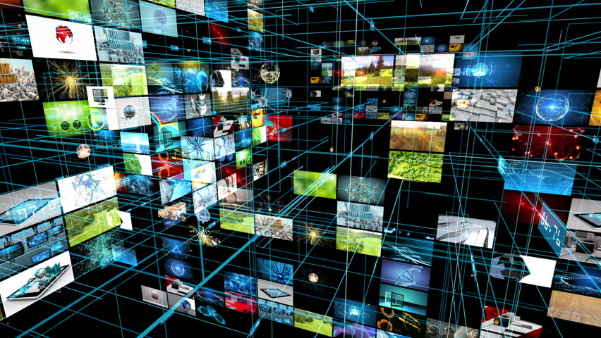 Abstract data, computer and technology theme. Computer screen interface display. 3D rendering. | Shutterstock HD Video #1008398416