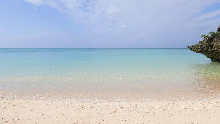 Heavenly beautiful beach Ishigaki Okinawa,Japan