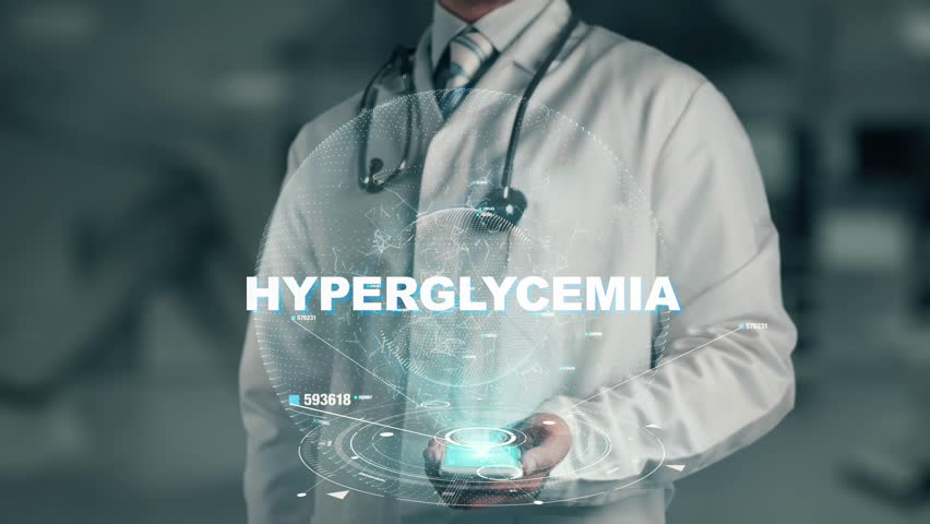 Header of hyperglycemia
