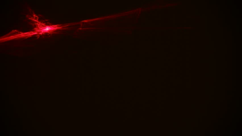 Red streaks light abstract animation background. Seamless Loop | Shutterstock HD Video #1009163516