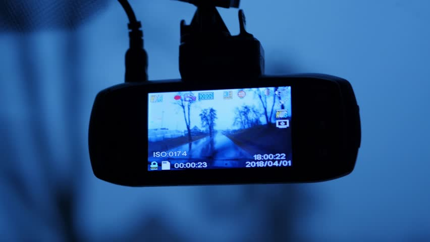 Car, dash camera showing the road, speed in kilometers per hour   Shutterstock HD Video #1009430036