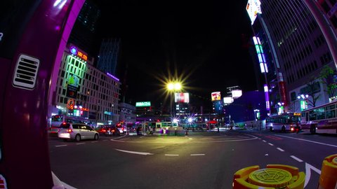 Shibuya-ku Shibuya Tokyo Japan - Stock Footage Video (100% Royalty