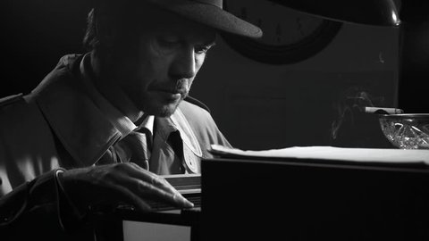 1000 film noir office stock video clips and footage royalty free
