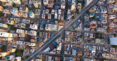 aerial view of kariakoo area