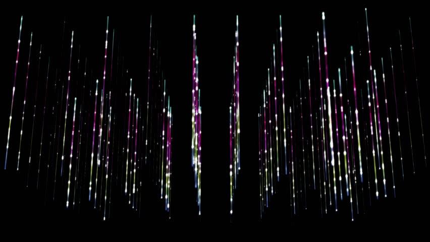 Futuristic technology light stripe video animation, 4096x2304 loop 4K | Shutterstock HD Video #1009876376