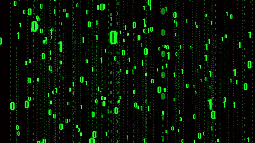 4k The Matrix style binary code,falling number,Seamless loop.abstract future tech background.data digital display,future tech background..cg_05101_4k | Shutterstock HD Video #1010025746
