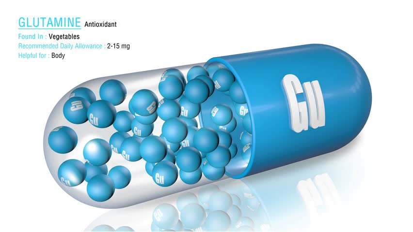 Header of glutamine