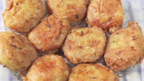 Potato cakes or Potato patties video