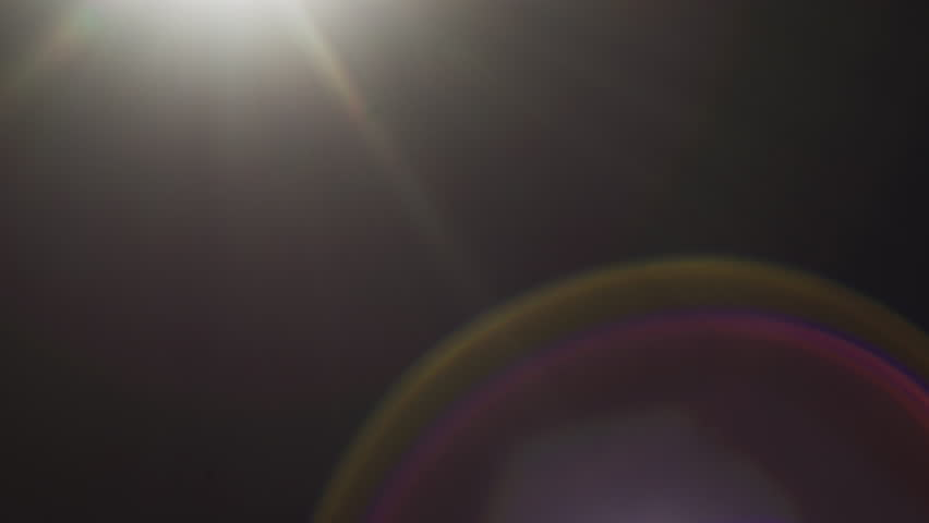 Real Lens Flare that is Easy to Use in Blend / Overlay Modes. Side Yellow Light Shines Making Colorful Red and Pink Halo Reflection. Light Transition, Prism Effect, Light Leaks. Shot on RED EPIC-W 8K