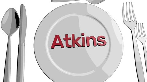Atkins low-carb diet