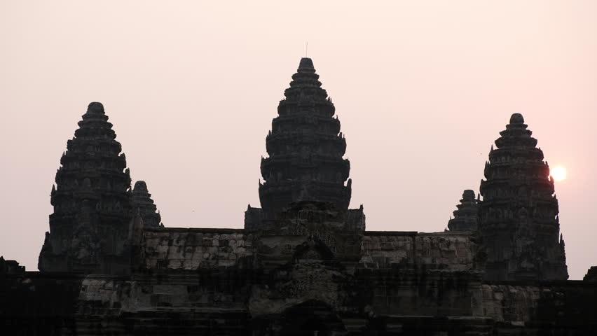 Angkor Wat Temple Cambodia #1010758466
