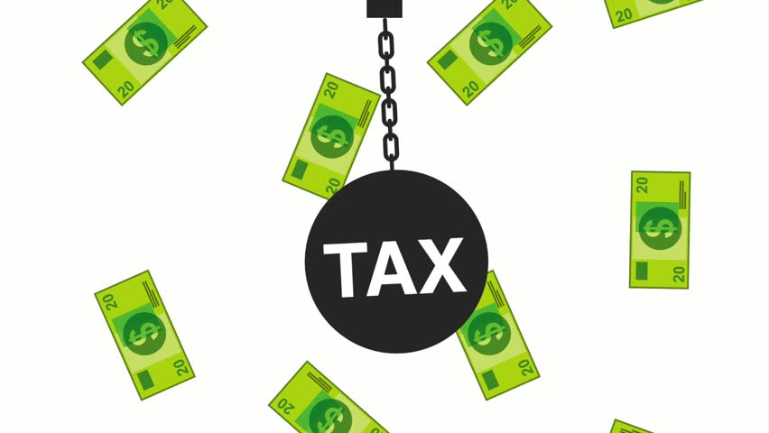 Tax payment related | Shutterstock HD Video #1011382466