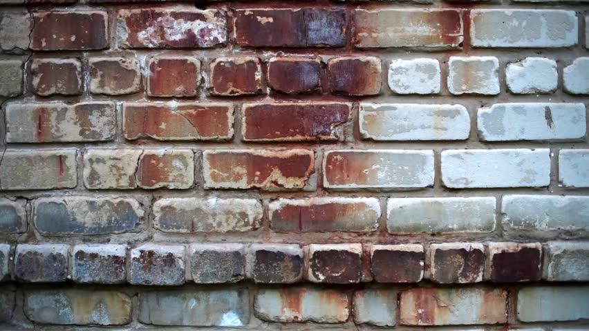 Grunge old brick wall texture background