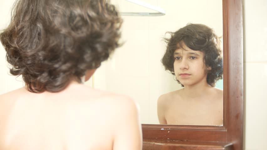 barberede teen videoer