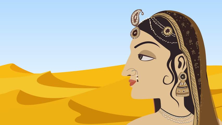 Header of Rajasthani