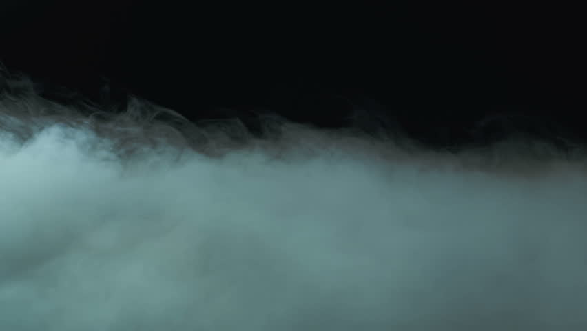 Smoke on a black background - realistic overlay for different projects (Red Epic Shoot) #1012056926
