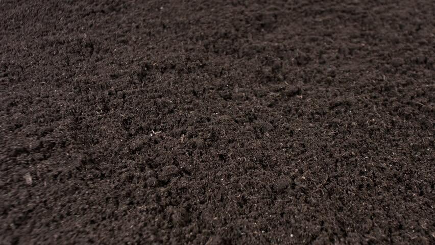 black soil motion background 4k 4k stock video clip