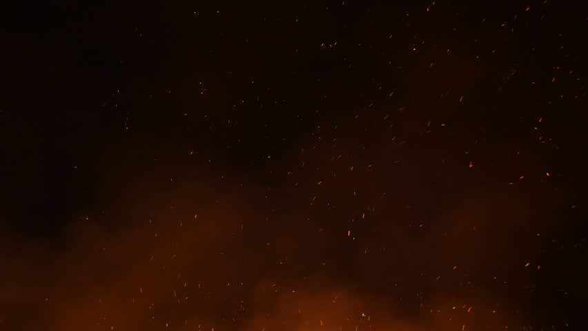 Sparkles And Smoke Elements Slow Motion 4K   Shutterstock HD Video #1012708076