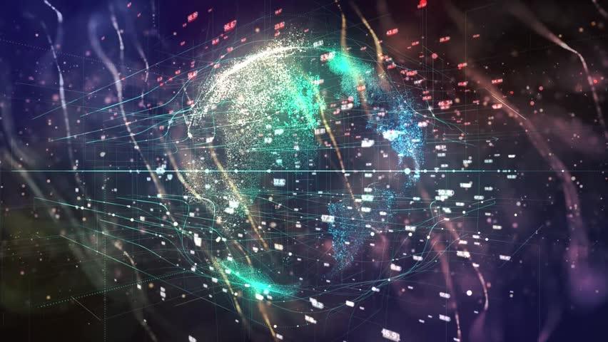 Global international connectivity | Shutterstock HD Video #1012928786