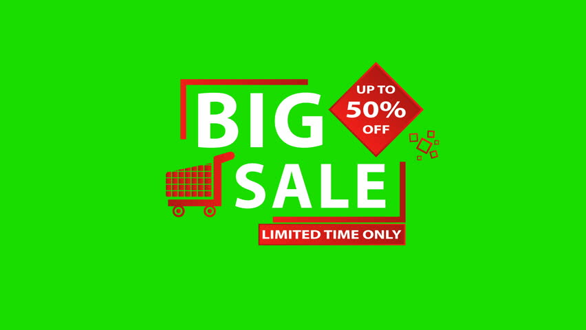 Big Sale Limited Time Offer up to 50% off, Pack Title, Lower third, Transition, Logo and Background | Shutterstock HD Video #1013419106