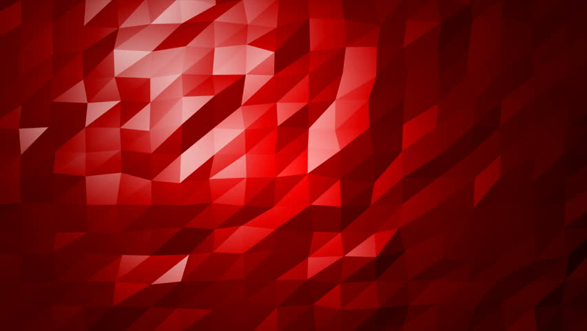 Background with an animated 3d polygons. | Shutterstock HD Video #1013427506