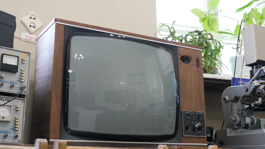 Old fashion Television  | Shutterstock HD Video #1013598776