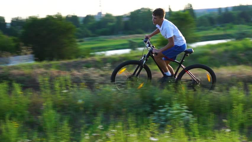 Bike sport mountain bike ride | Shutterstock HD Video #1013667026
