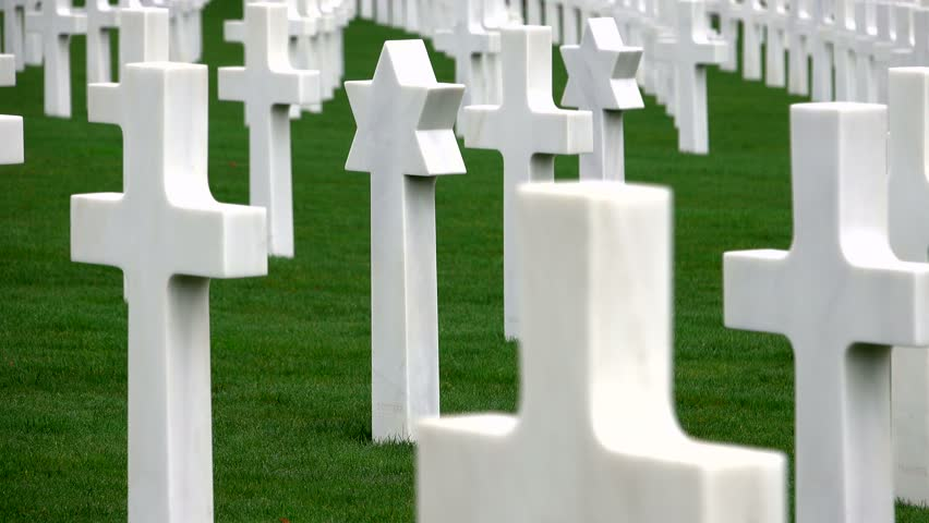 Luxembourg American Cemetery and Memorial, Luxembourg-Hamm, Luxembourg, Europe