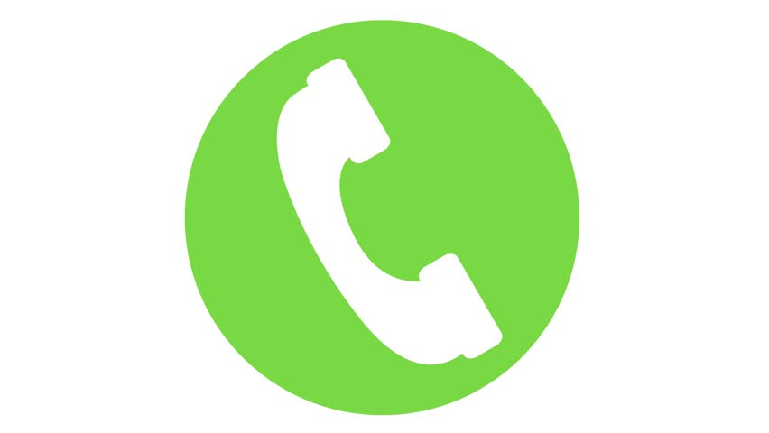 Cell Phone Icon >> Cell Phone Icon Incoming Call Stock Footage Video 100 Royalty Free 1014439256 Shutterstock