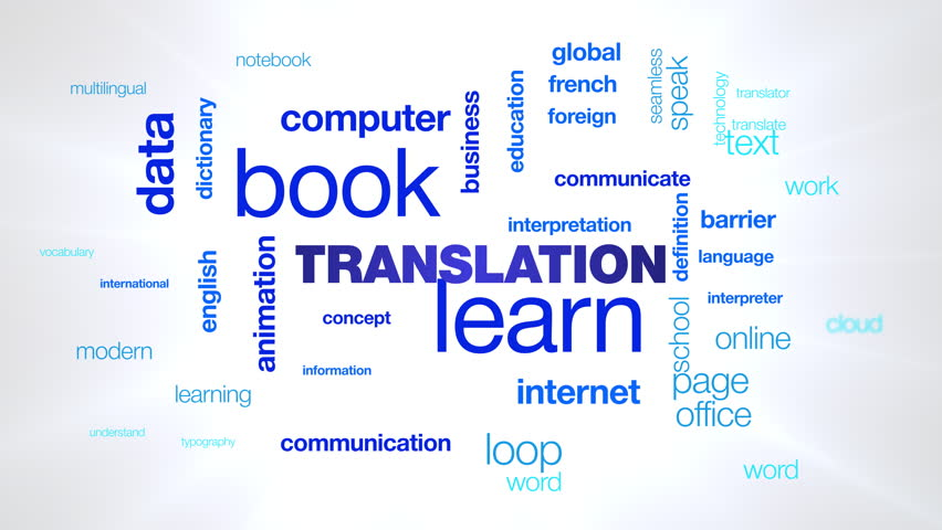 Translation Learn Animation Book Business Stock Footage Video (100%  Royalty-free) 1014625256 | Shutterstock