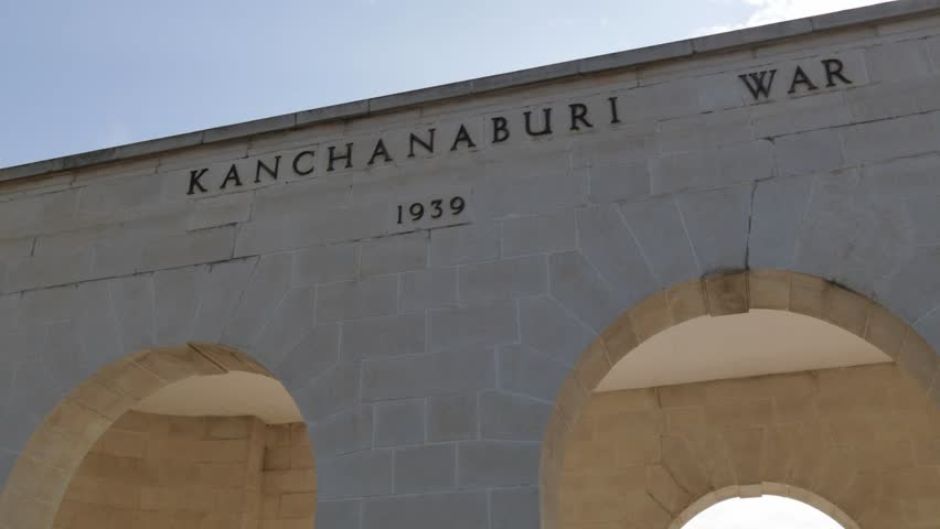 Kanchanaburi War Cemetery, Kanchanaburi, Thailand, Southeast Asia, Asia