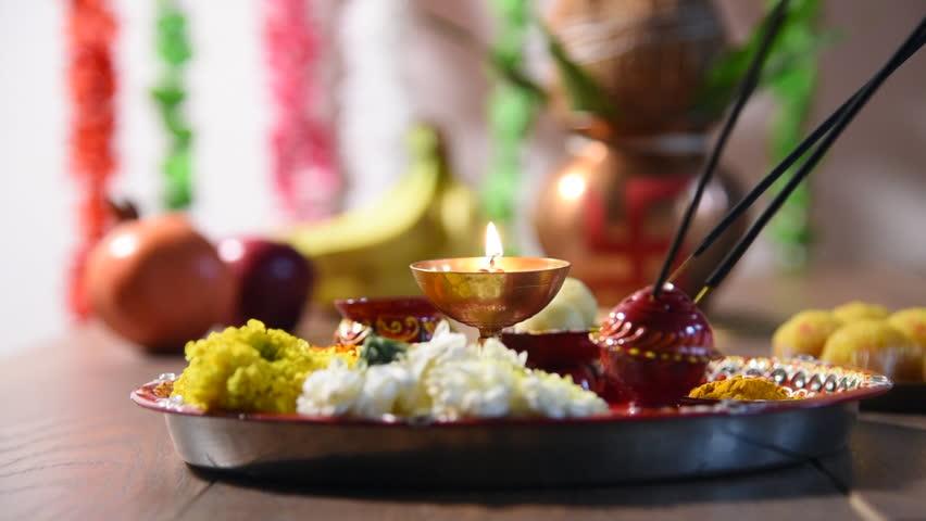 Image result for hindu pooja