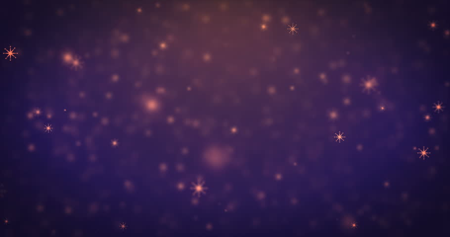 Loopable animation modern moving orange star icons background. 4k footage | Shutterstock HD Video #1014954556