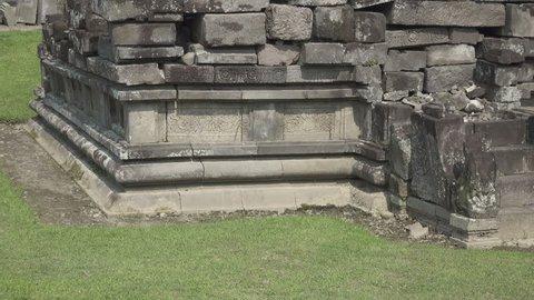 Candi Prambanan or Candi Rara Jonggrang is an 9th-century Hindu temple compound in Central Java, Indonesia