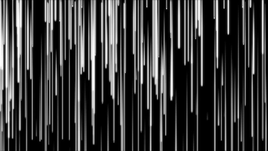 4K Falling glowing lines. Seamless loop | Shutterstock HD Video #1015102186