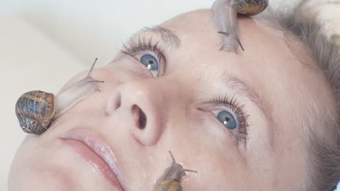 Snail Mucus. The New Skincare Trend