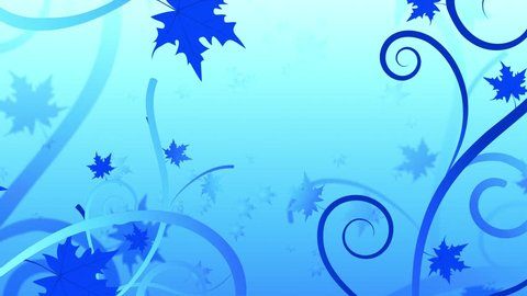 Maple Leaves Filigree Autumn background animation suited for broadcast, commercials and presentations. It can be used also in harvest Festival, home videos and presentations also.